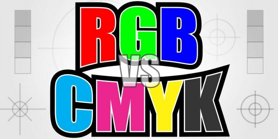 When to Use the RGB or CMYK Colour Models