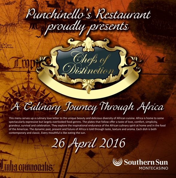 Chefs of Distinction Culinary Journey front cover