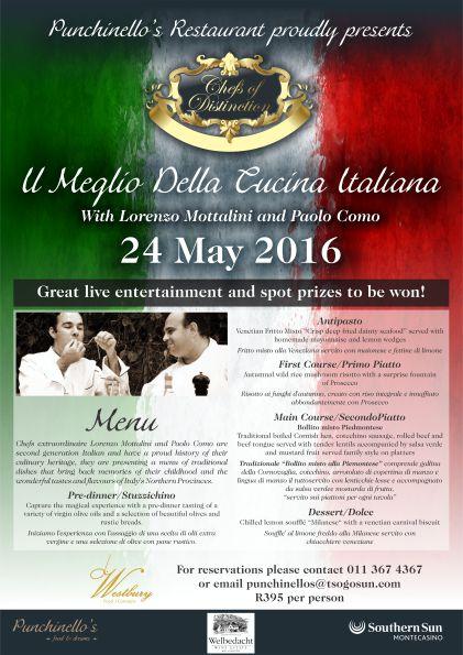 Chefs of Distinction U Meglio Della Cucina Italiana poster