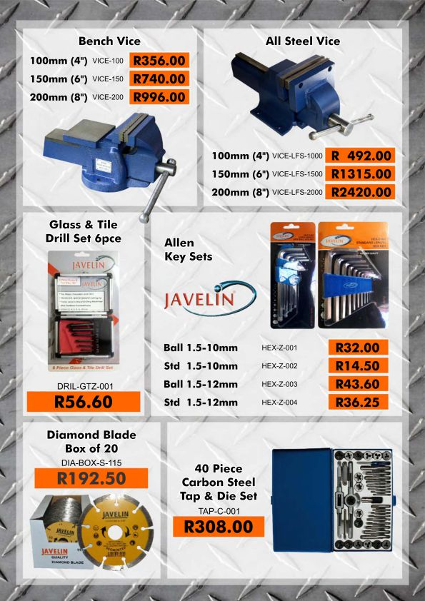 Augusta Tools Promotion page 2