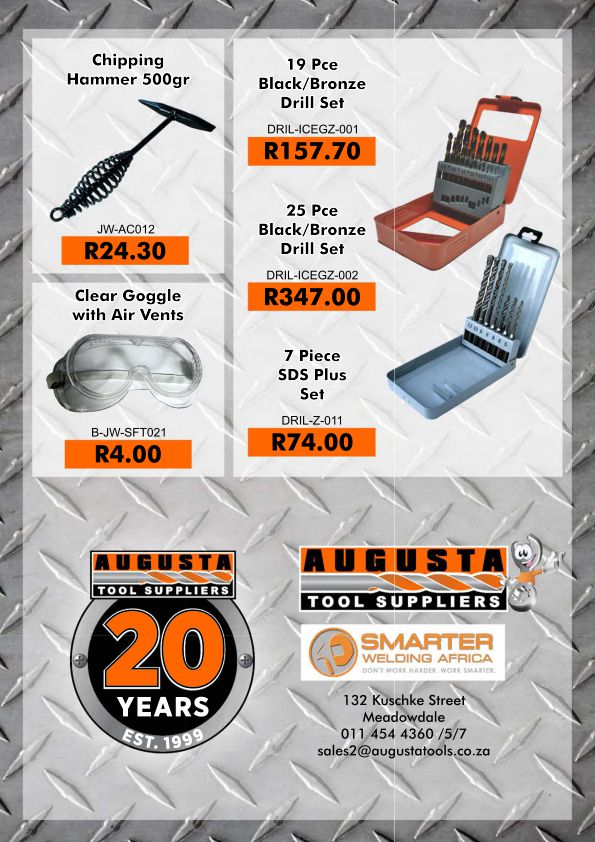 Augusta Tools Promtion page 4