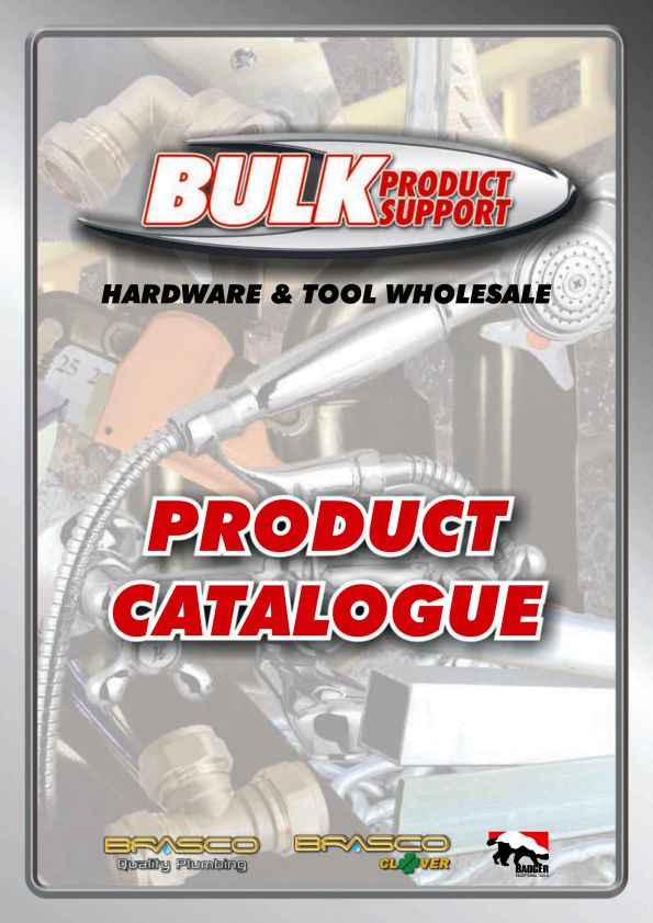 Bulk Product Support outside front cover