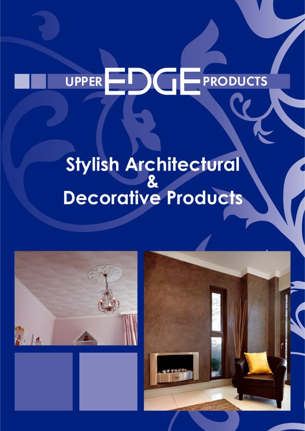 Upper Edge catlogue front cover