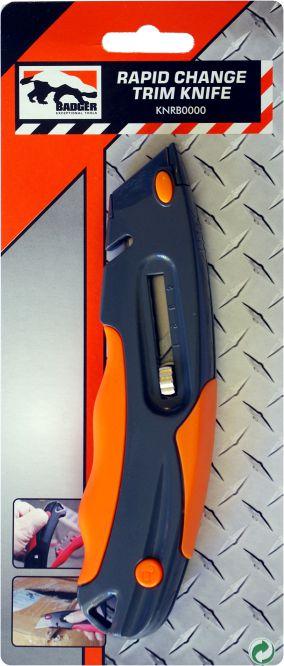 Badger Rapid Change Trim Knife